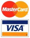 Мы принимаем оплату кредитными картами